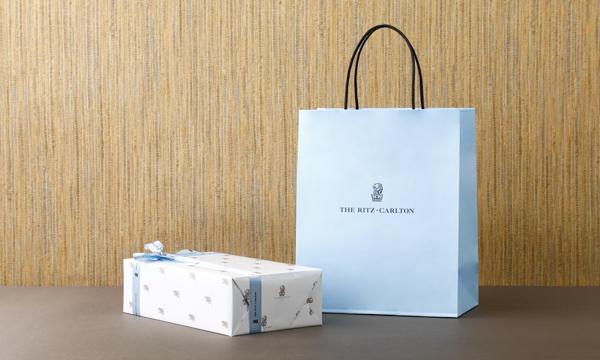 ザ・リッツ・カールトン大阪 オリジナルジャンボチョコレートチップクッキーの紙袋画像