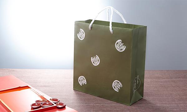 江戸みやげ(大)の紙袋画像