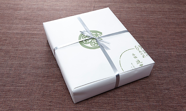 江戸みやげ【60g×6袋入り】の包装画像