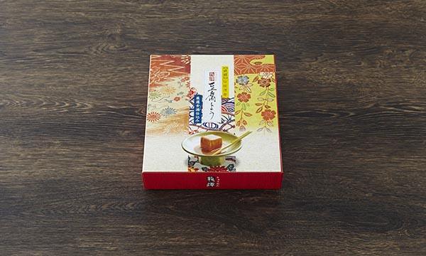 龍潭の豆腐よう3種セット 古酒仕込みの紙袋画像