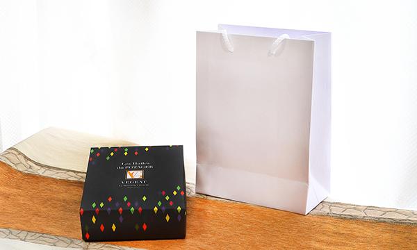 ラ・メゾン・デュ・ベジートの紙袋画像