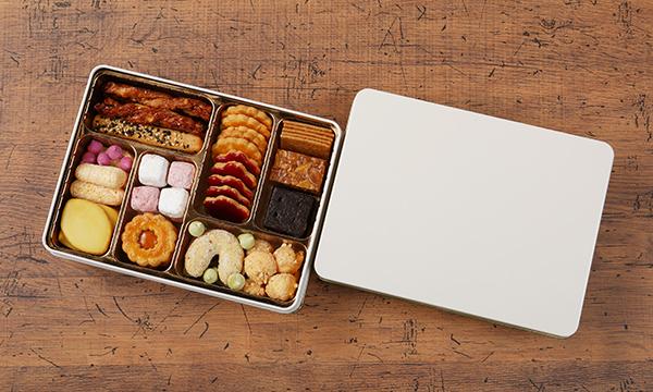 おもてなしクッキー詰合せ(L)の箱画像