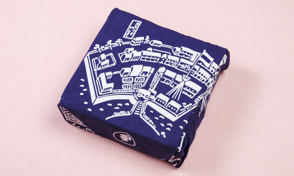 長崎ラスク プレミアムセットの包装画像