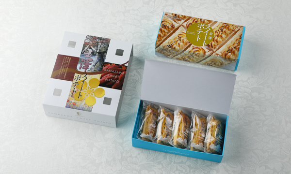 金澤スイートポテトの箱画像