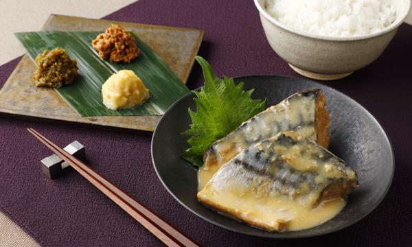 特選鯖の味噌煮と自家製味噌のプレミアム詰め合わせの内容画像