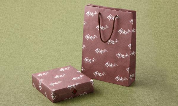 鯛・穴子・ままかり昆布巻きの紙袋画像