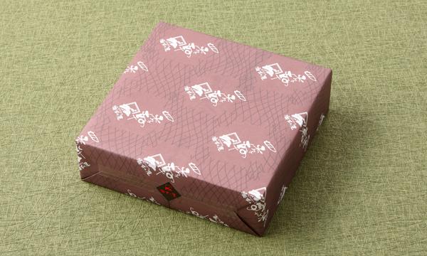 鯛・穴子・ままかり昆布巻きの包装画像