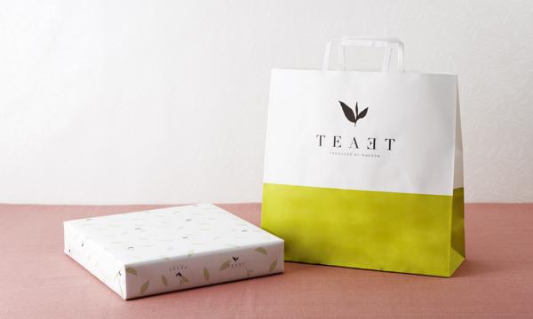 TEAETの紙袋画像