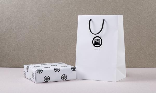 庵-IORI-の紙袋画像