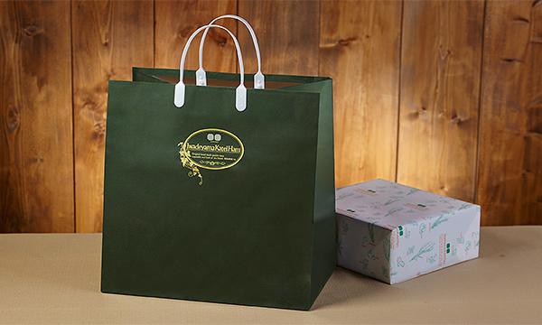 Jambon・maison ギフトセットの紙袋画像