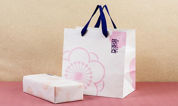 珠玉(しゅぎょく)の紙袋画像