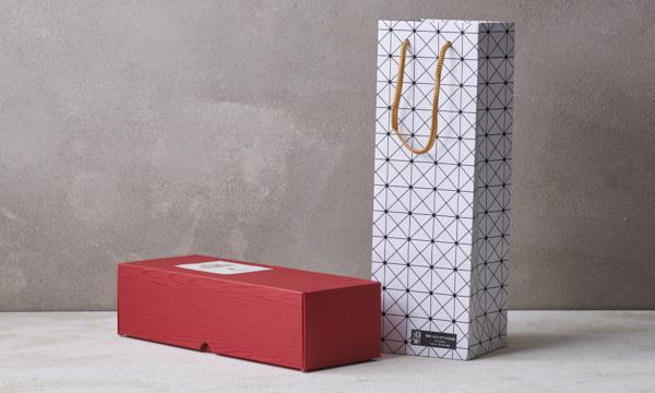 日光醤油「誉」の紙袋画像