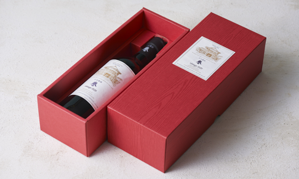 日光醤油「誉」の箱画像