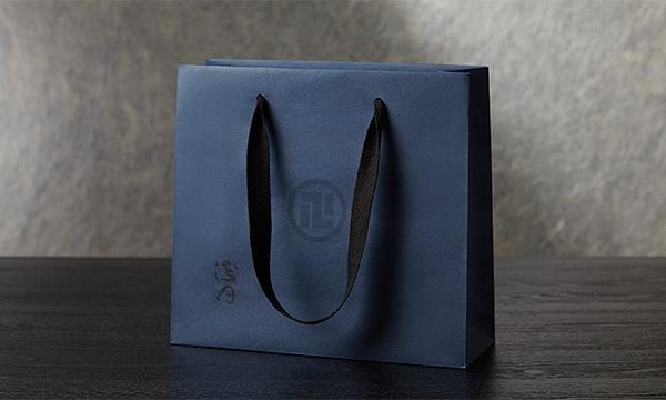 江戸三度の紙袋画像