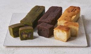 「一」 ~hajime~ チョコ味 オレンジ味 抹茶味3本セット