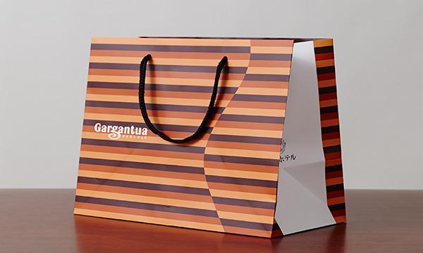 Gargantua(ガルガンチュワ) オーチャードの紙袋画像