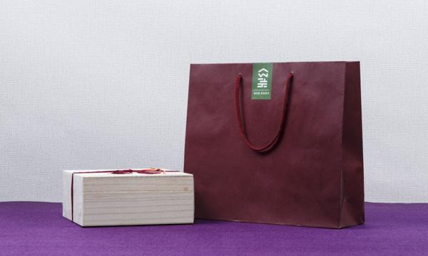 海田園の銘茶ギフト 匠の紙袋画像