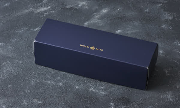 銀座豉特選 味噌の包装画像