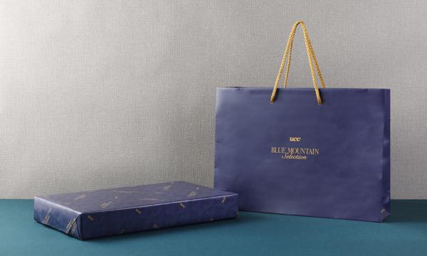 ブルーマウンテンセレクション ドリップコーヒーの紙袋画像