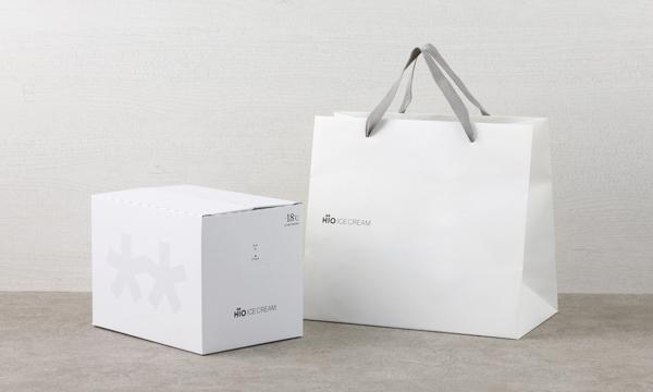 GIFT BOX カルテット6個入の紙袋画像
