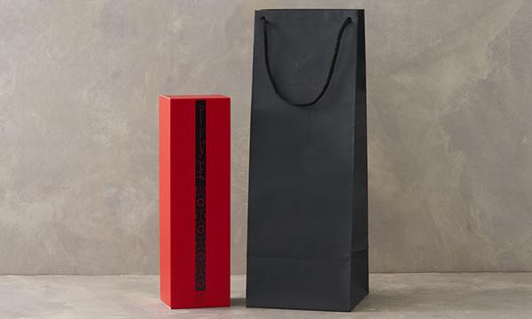 山梨果実プレミアムライン スパークリングベーリーAの紙袋画像
