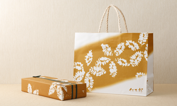 菓匠 翁の紙袋画像