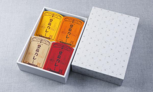 堂島カレー詰め合わせの包装画像