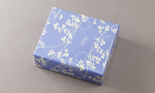 ショコラ・オレンジピールセットの包装画像