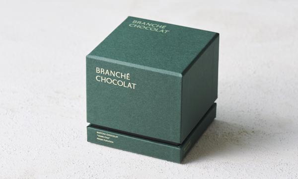 抹茶のカレ・オ・ショコラ GIFT BOXの包装画像