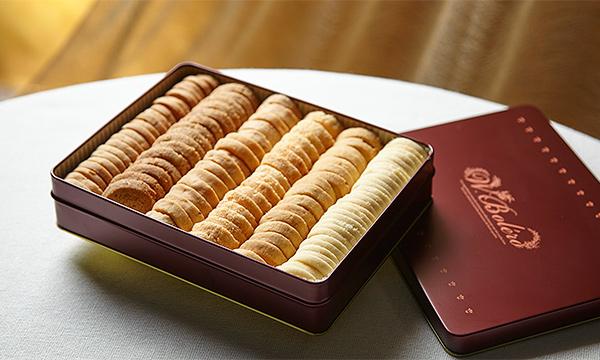 クッキー缶アソートの箱画像