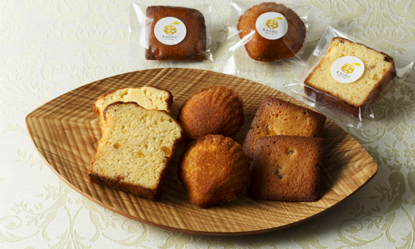 KAORU焼き菓子アソートセットの内容画像