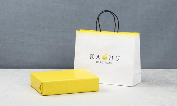 KAORU焼き菓子アソートセットの紙袋画像