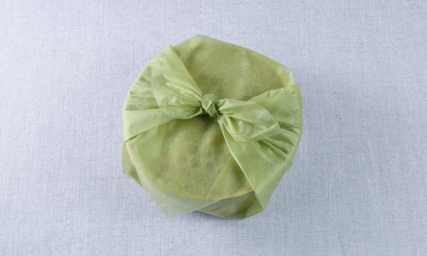 竹かご入 果子ケーキ13個詰合せの包装画像