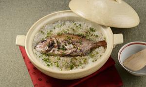 瀬戸のめぐみ「鯛めしのための焼鯛」