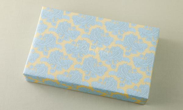 帝塚山チーズケーキの包装画像