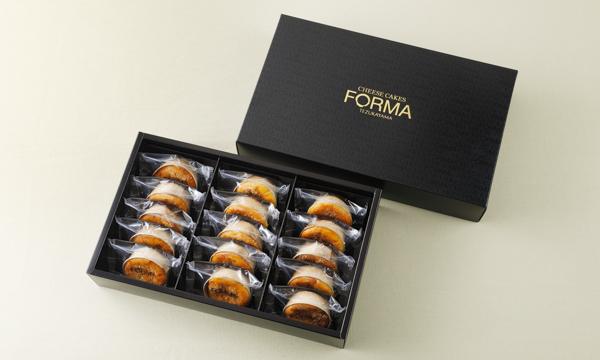 帝塚山チーズケーキの箱画像