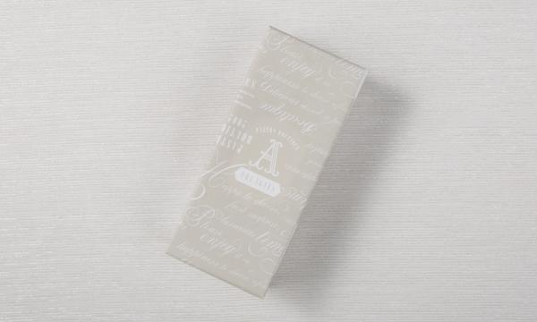 阿波和三盆糖ダックワーズの包装画像