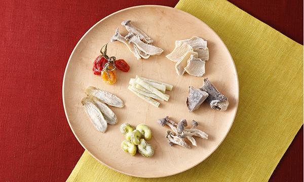 粋蜜糖 SUIMITSUTOU 野菜の砂糖漬けの内容画像