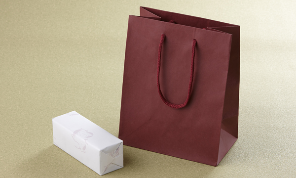 柚子こしょう 彩りセットの紙袋画像