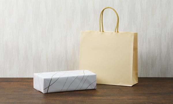 アロマコンフィチュールの紙袋画像