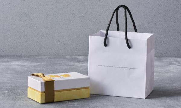 テリーヌ ドゥ ショコラ オ フロマージュの紙袋画像