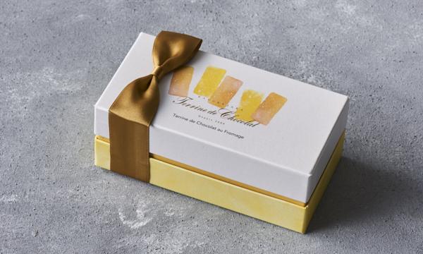 テリーヌ ドゥ ショコラ オ フロマージュの包装画像