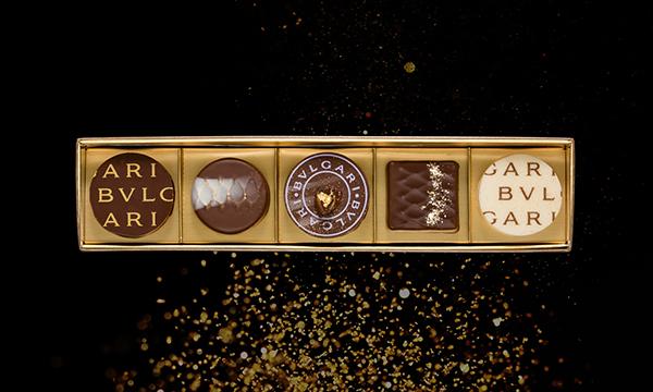 チョコレート・ジェムズ 5個入の内容画像