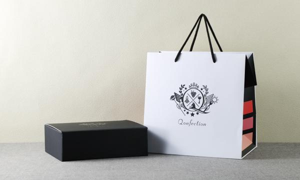 コンフェクションGIFTコレクション<ブリュッセル>の紙袋画像