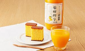 橘香園 蜜柑搾りギフト