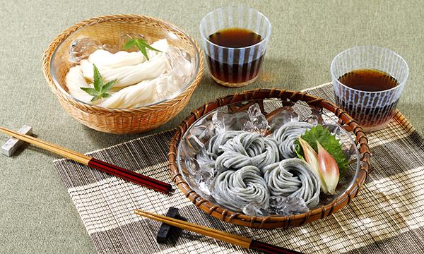 島原手延べ素麺セットの内容画像