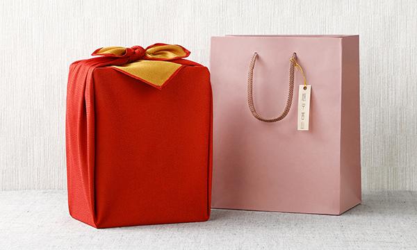 越中富山の薬箱 ―菓子箱2個セット―の紙袋画像
