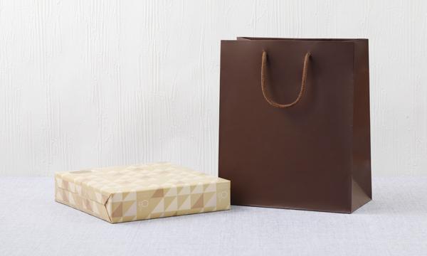 安納芋トリュフの紙袋画像