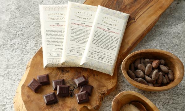 蔵前チョコレート・コレクション(3枚)の内容画像