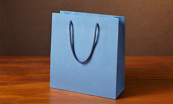 HITOTSUの優雅な「じわもん」セットの紙袋画像